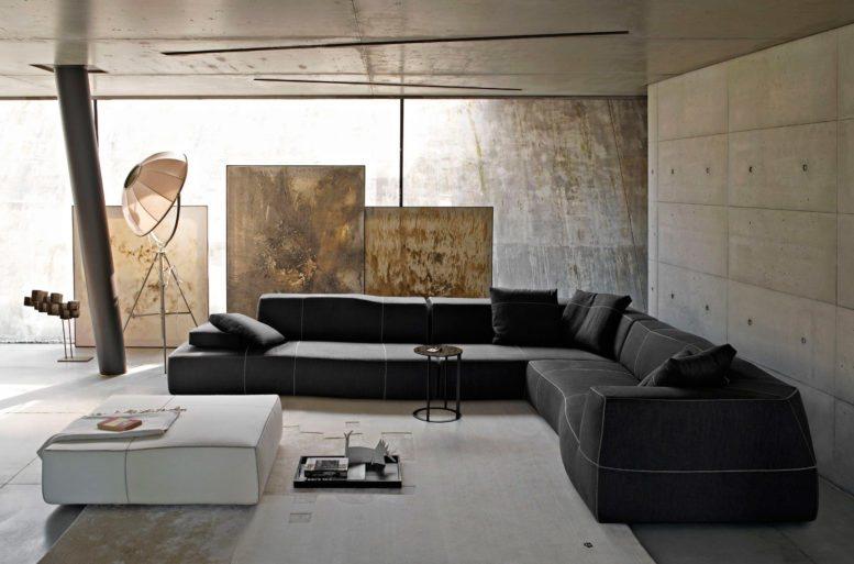 Divano Bend-Sofa