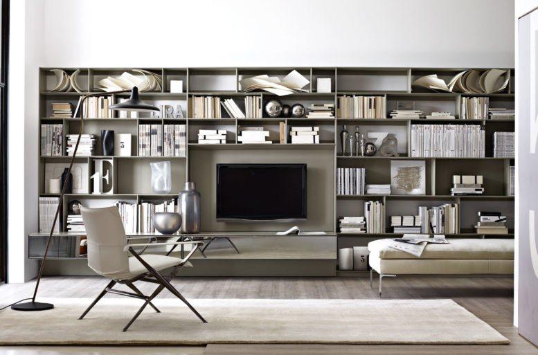 Sistema libreria Flat