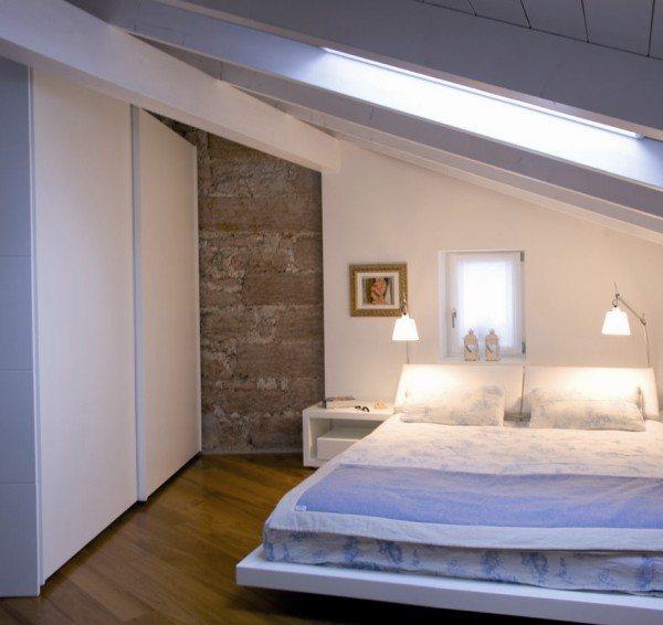 camera da letto trento
