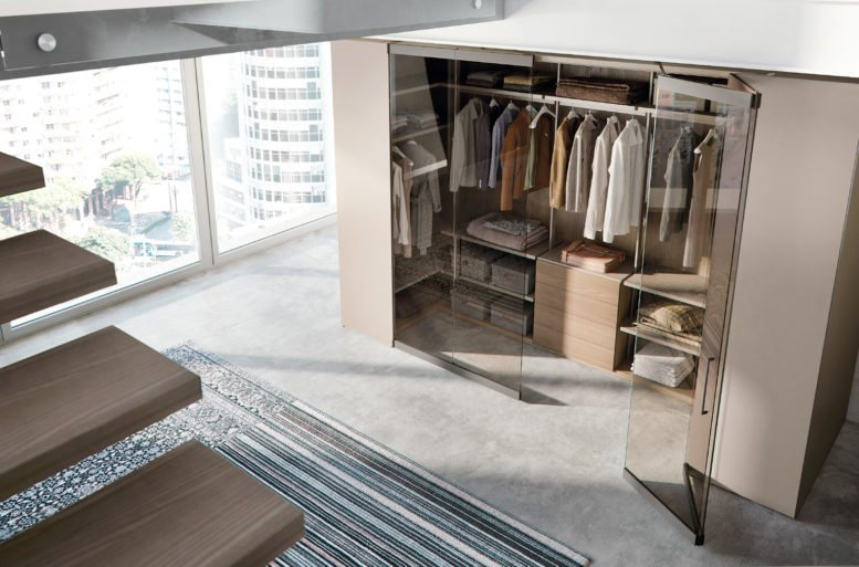 Progetta la tua cabina armadio da ballarini interni a for Progetta la tua planimetria online