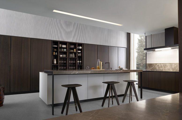 Cucina Matrix di Poliform Varenna da Ballarini Interni, Verona e ...