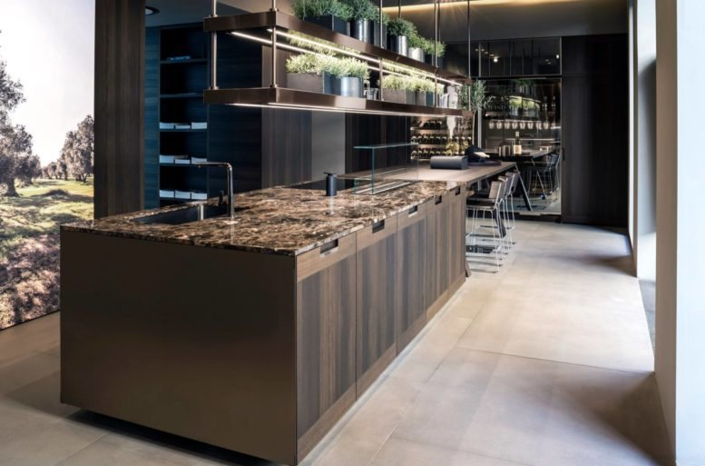 Awesome arc linea cucine photos for Ballarini arredamenti