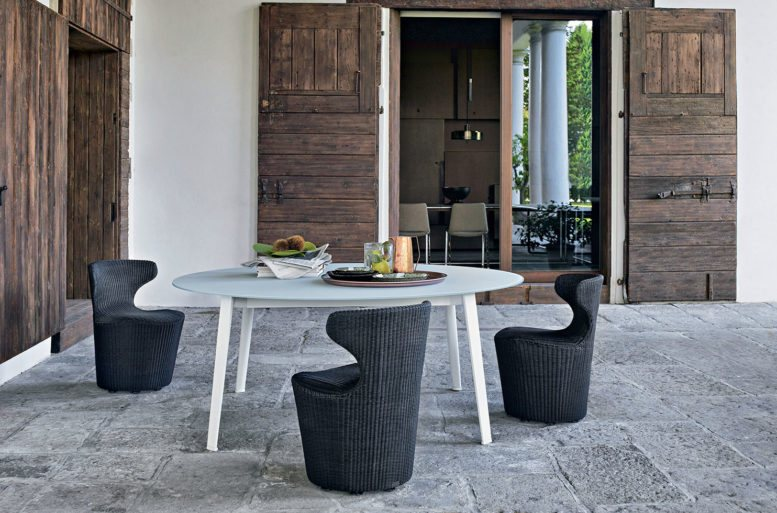 Mini Papilio Outdoor B&B Italia
