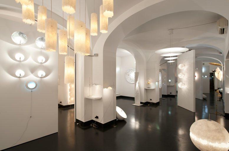Tipologia prodotto illuminazione ballarini interni for Arredamento illuminazione interni