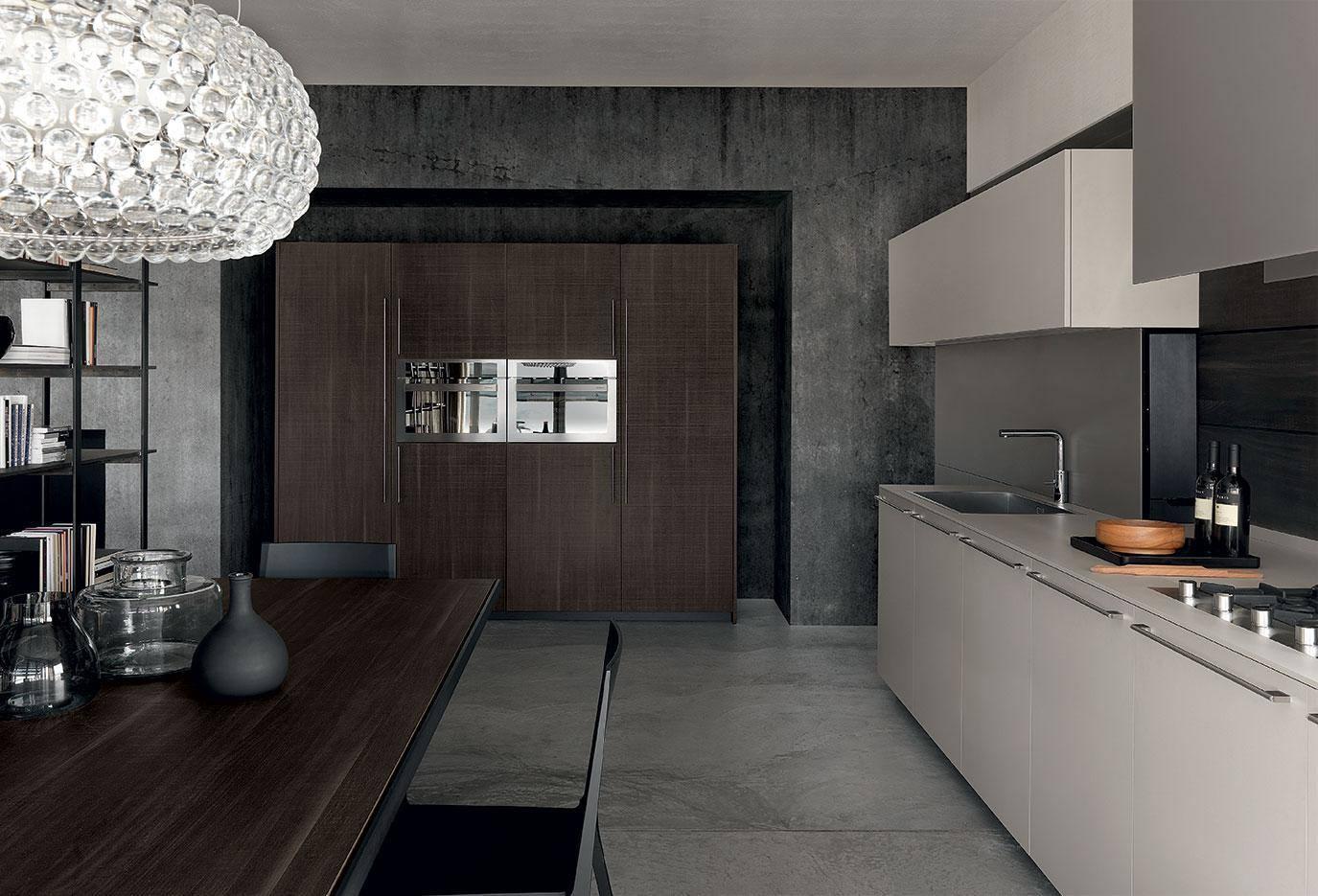 Novit cucine modulnova ballarini interni ballarini for Cucine 2017 moderne