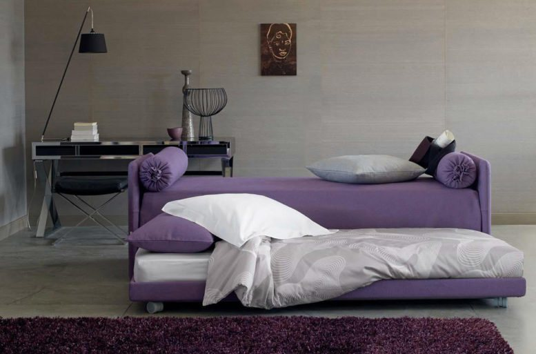 Ad ogni letto.. il proprio colore!