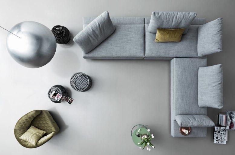 Il divano trasfomabile