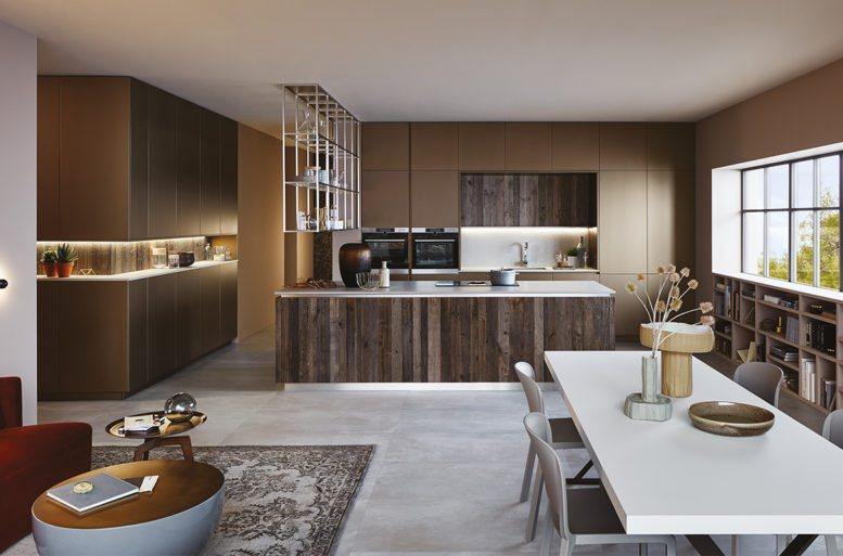 Novità Veneta Cucine Salone 2018
