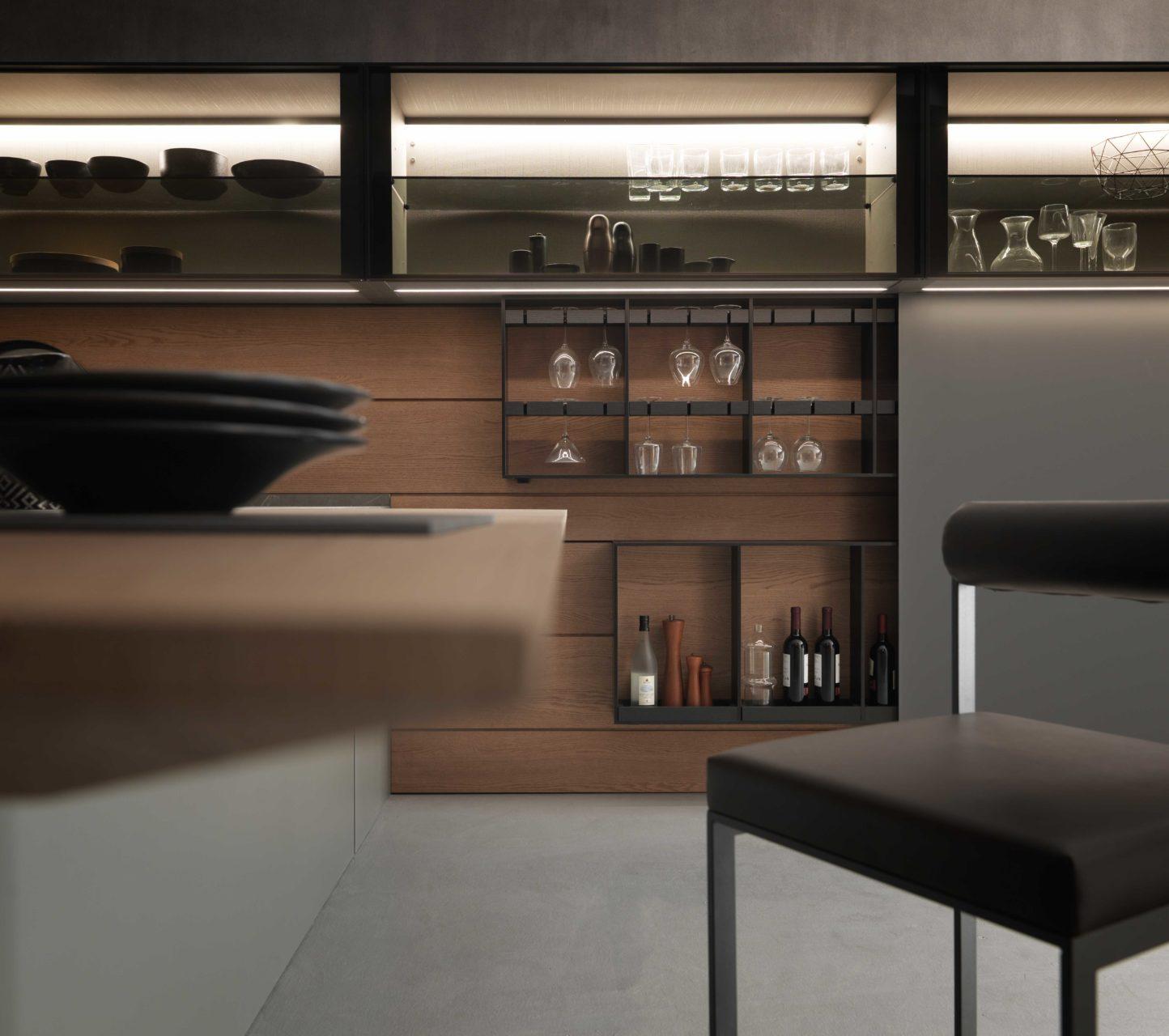 Salone del mobile ballarini interni for Interni salone